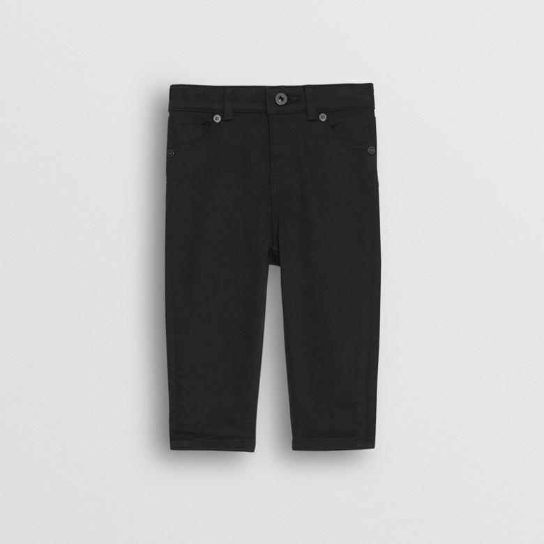 Burberry - Jean skinny en denim extensible - 1