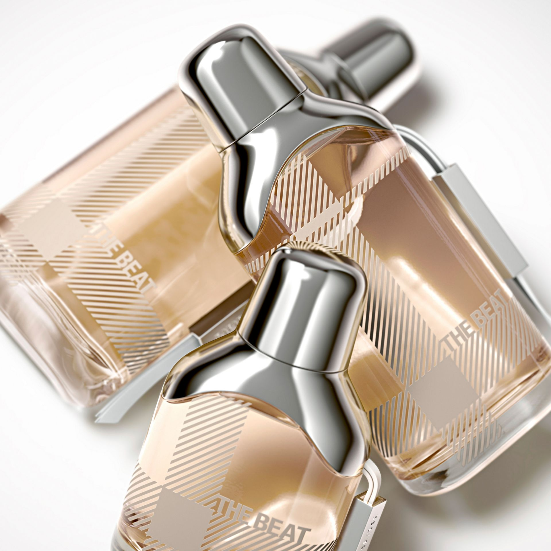 Eau de Parfum Burberry The Beat 75 ml - photo de la galerie 2