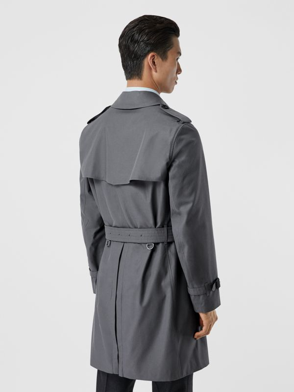 The Chelsea Heritage Trench Coat in Mid Grey - Men | Burberry United Kingdom - cell image 2