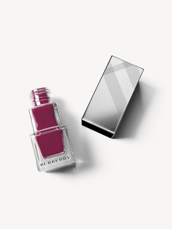 Лак для ногтей Nail Polish, Purple Garnet № 406 - Для женщин | Burberry