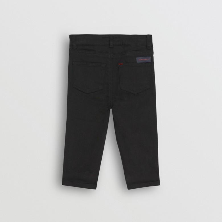 Burberry - Jean skinny en denim extensible - 4