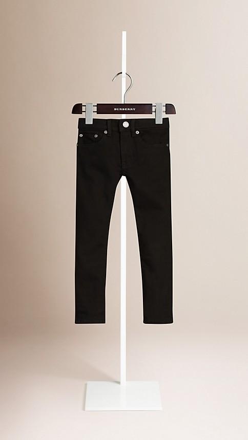 Noir Jean skinny - Image 1