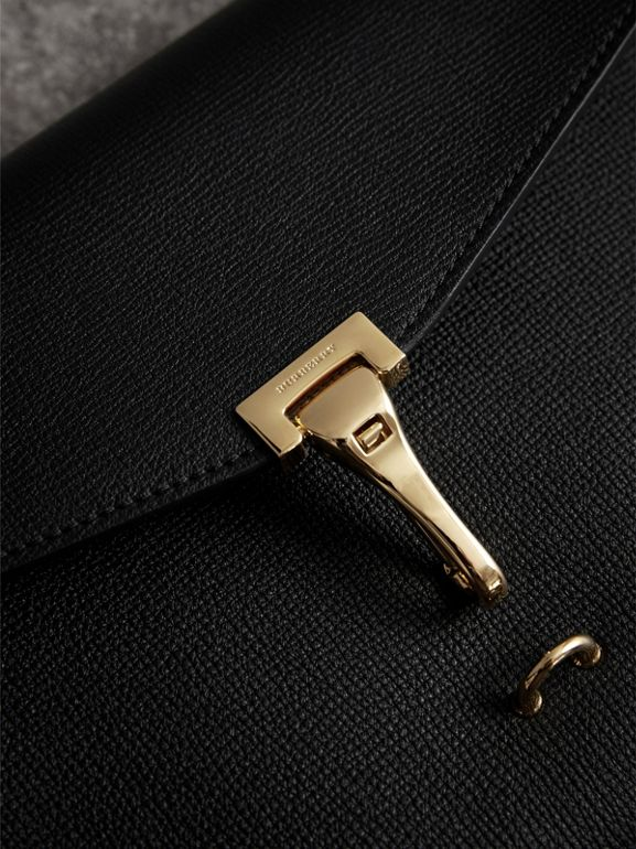 Small Leather Crossbody Bag in Black - Women | Burberry - cell image 1