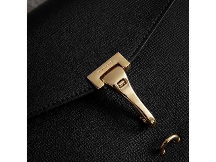 Small Leather Crossbody Bag in Black - Women | Burberry Canada - cell image 1