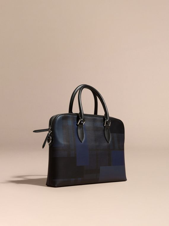 Sac The Barrow fin à motif London check et imprimé patchwork