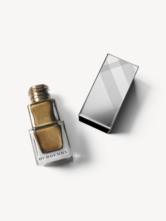 Nail Polish - Metallic Khaki No.202 - Women | Burberry