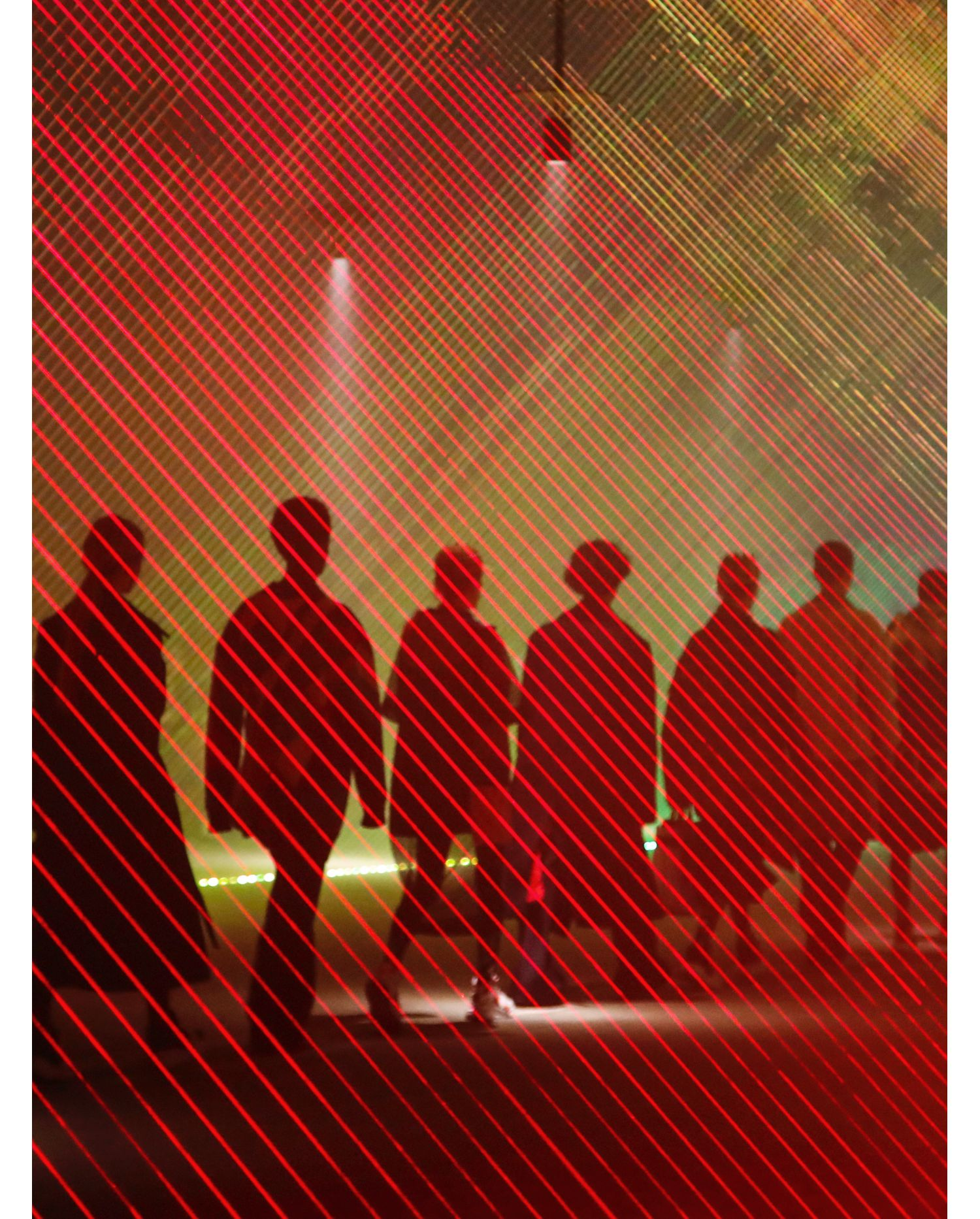 Burberry x United Visual Artists