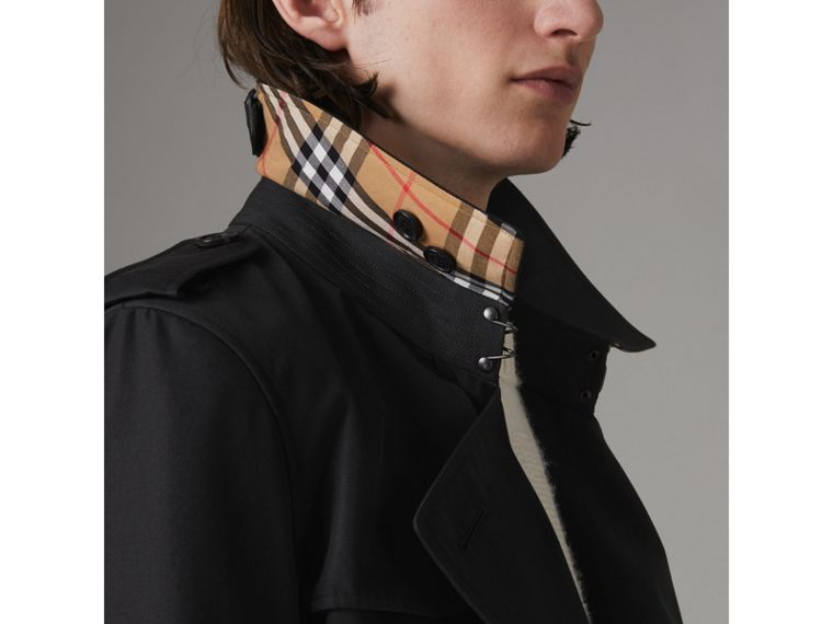 The Chelsea – Trench Heritage (Noir) - Homme | Burberry - cell image 4