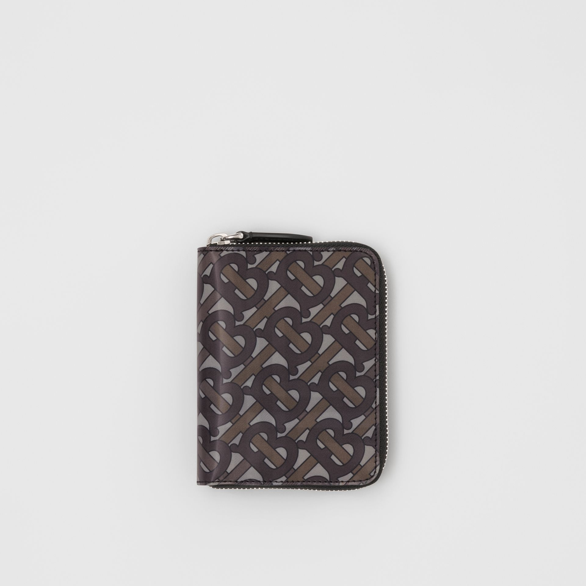 3D Print Ziparound Wallet in Archive Beige - Men | Burberry - gallery image 0