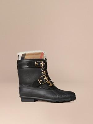 Rain Boots for Women   Burberry