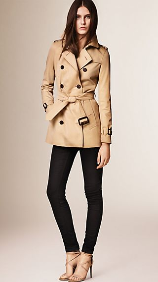 The Kensington – Short Heritage Trench Coat