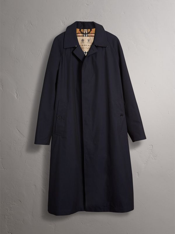 The Brighton – Car Coat 大衣 (碳藍色) - 男款 | Burberry - cell image 3