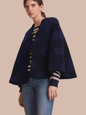 Ponchos & Wraps for Women | Burberry