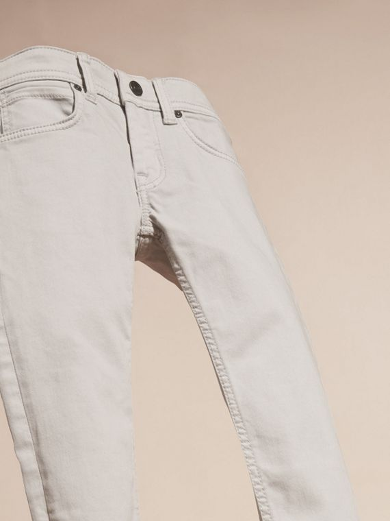 Gris clair Jean skinny - cell image 2