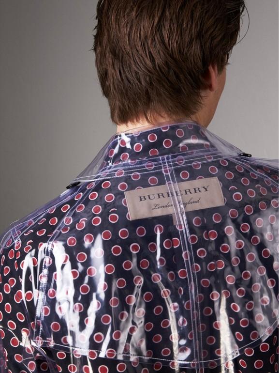 Trench coat in plastica (Cristallo) - Uomo | Burberry - cell image 1