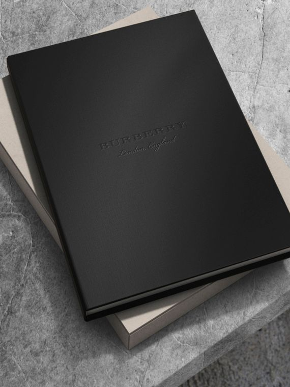 The Cape Reimagined Book | Burberry Singapore