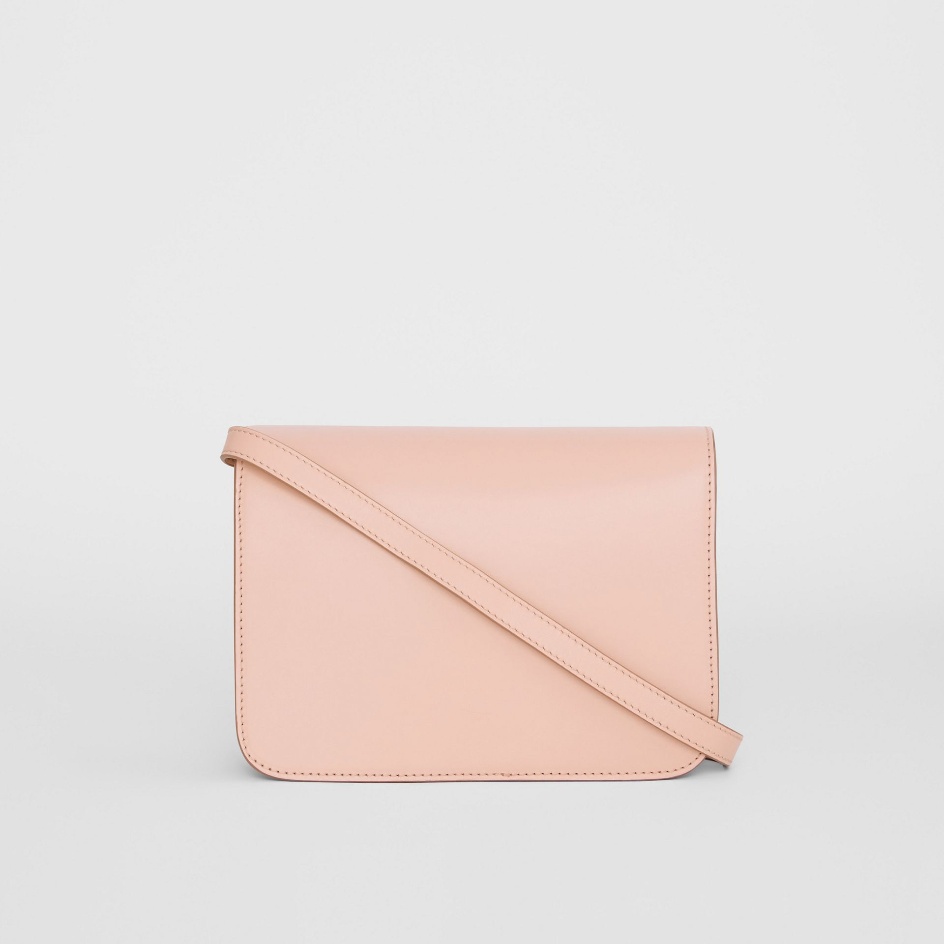 Small Leather TB Bag in Rose Beige - Women | Burberry - gallery image 7