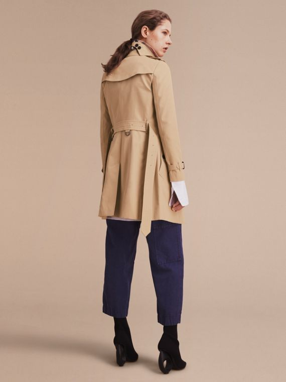 Miele The Chelsea - Trench coat Heritage medio Miele - cell image 3