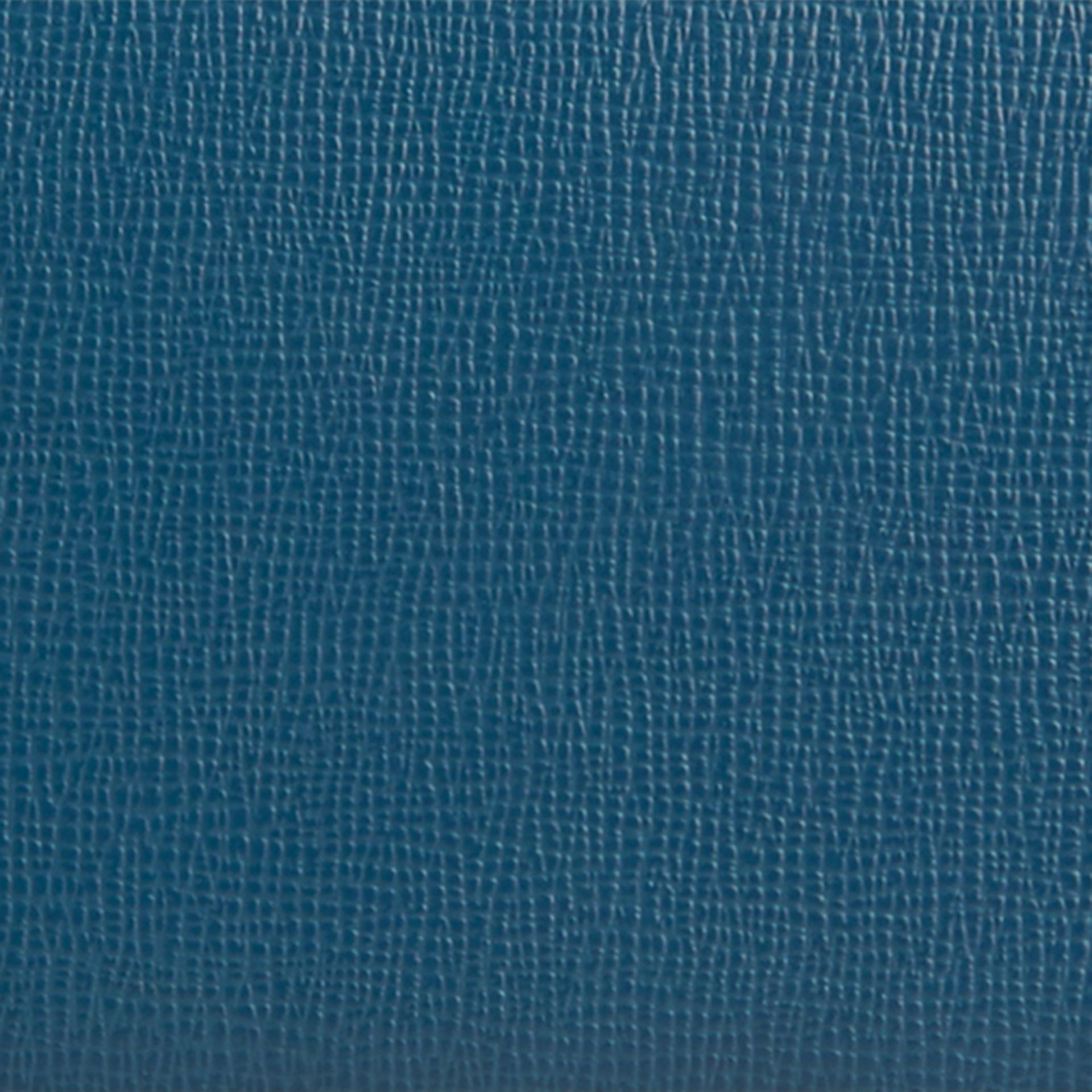 Mineral blue London Leather Continental Wallet Mineral Blue - gallery image 2