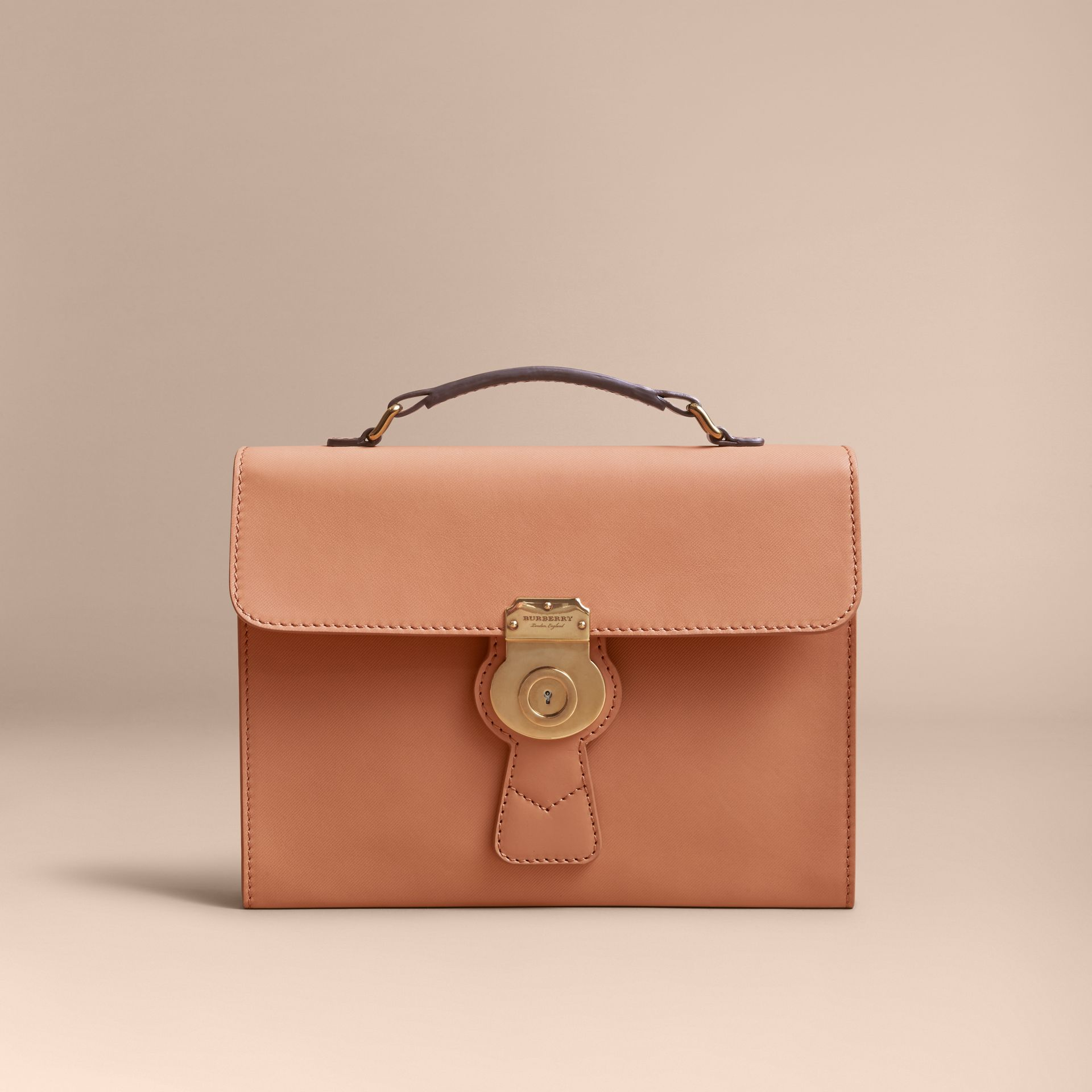 The DK88 Portfolio Case in Pale Clementine - Men | Burberry - gallery image 7