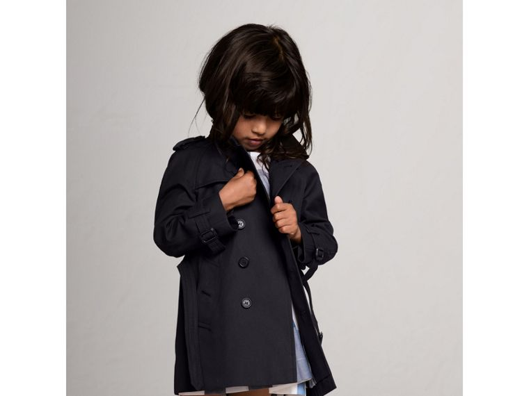 Trench coat Wiltshire (Azul Marino) | Burberry - cell image 4