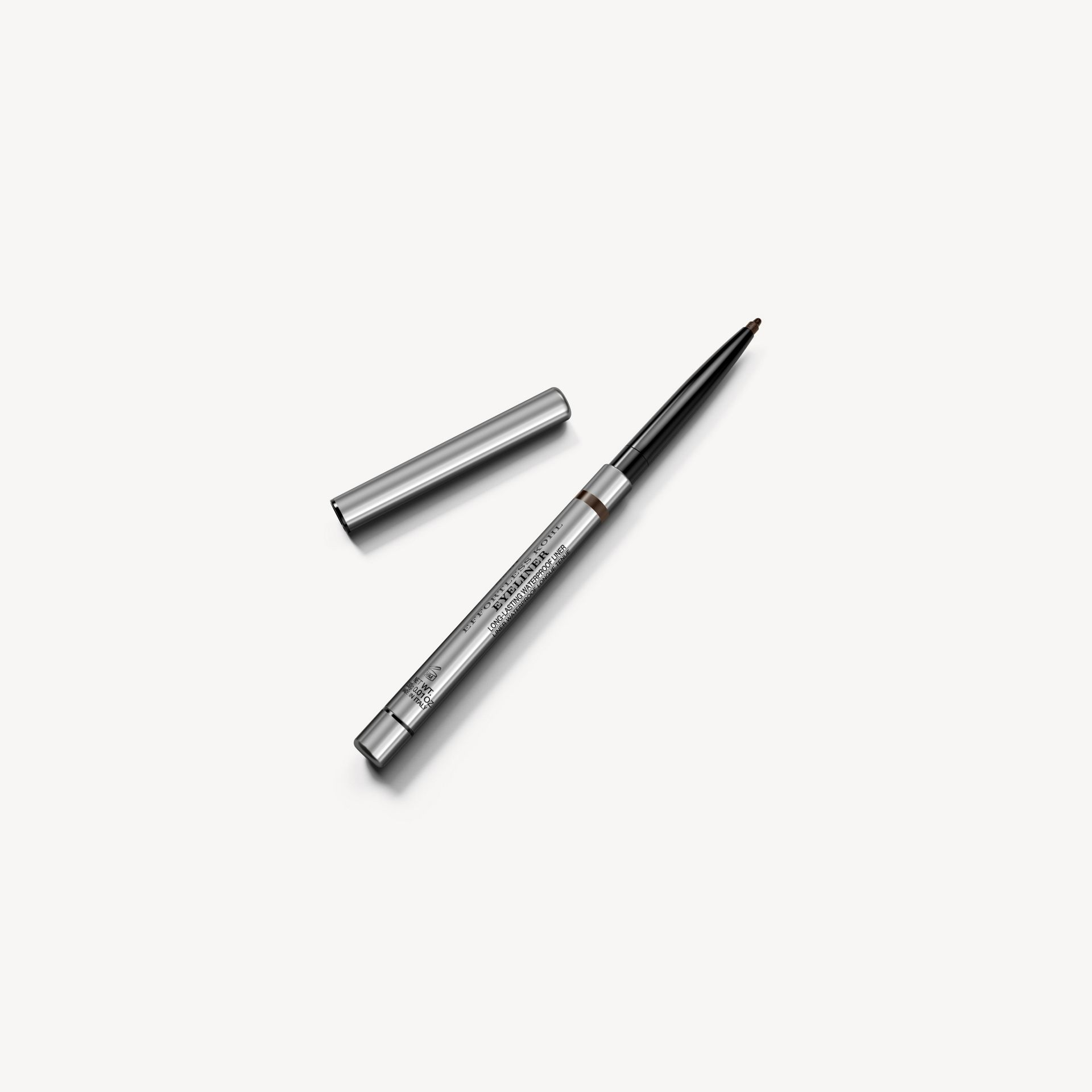 Effortless Kohl Eyeliner – Chestnut Brown No.02 - Femme | Burberry - photo de la galerie 1