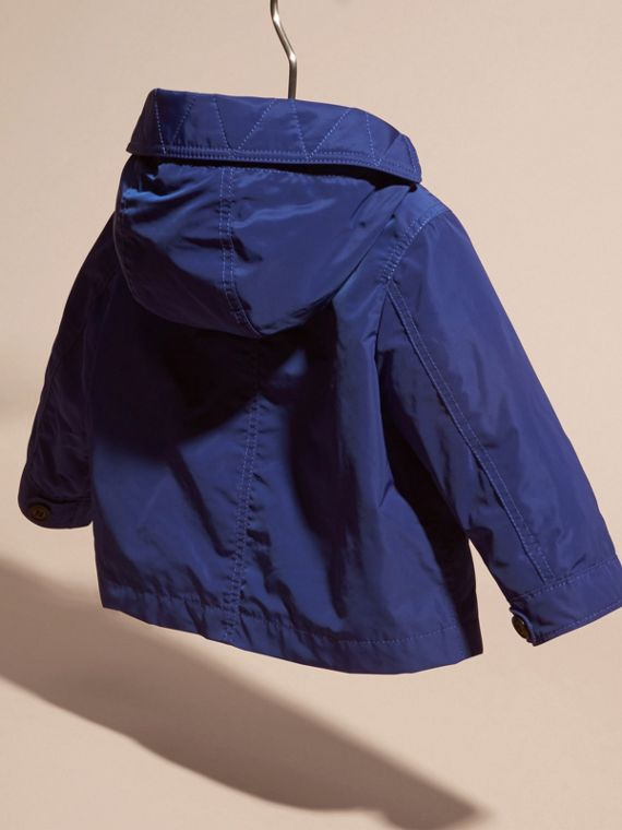 Bright lapis Packaway Technical Parka Jacket Bright Lapis - cell image 3
