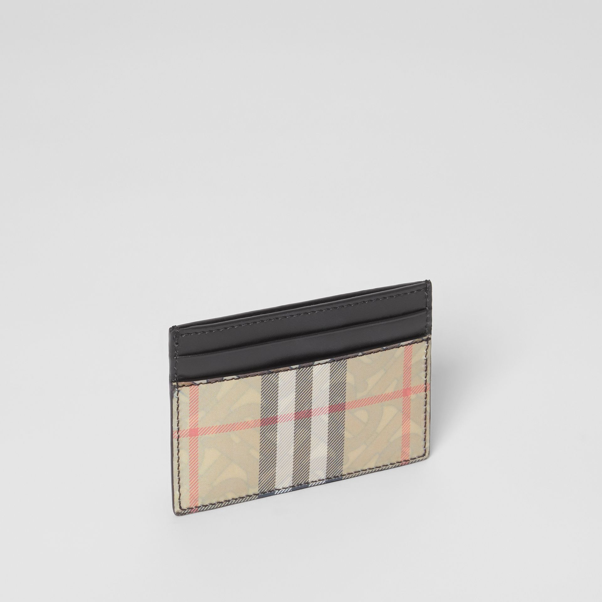 3D Print Card Case in Archive Beige - Men | Burberry United Kingdom - gallery image 5