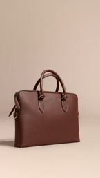 The Barrow Bag in Smooth Leather