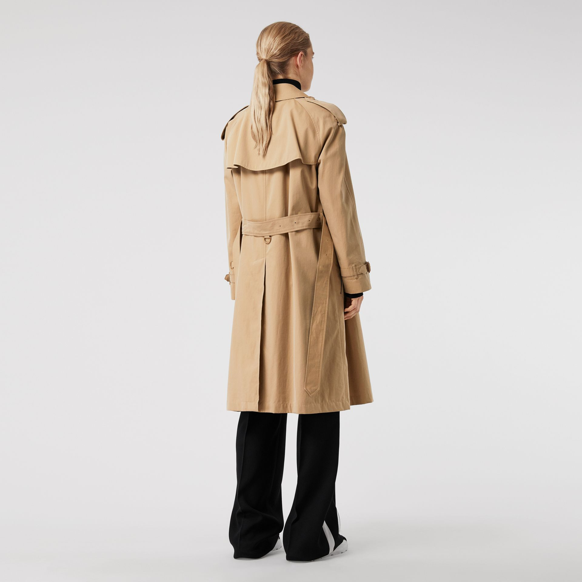 Trench coat Heritage The Westminster (Miele) - Donna | Burberry - immagine della galleria 2