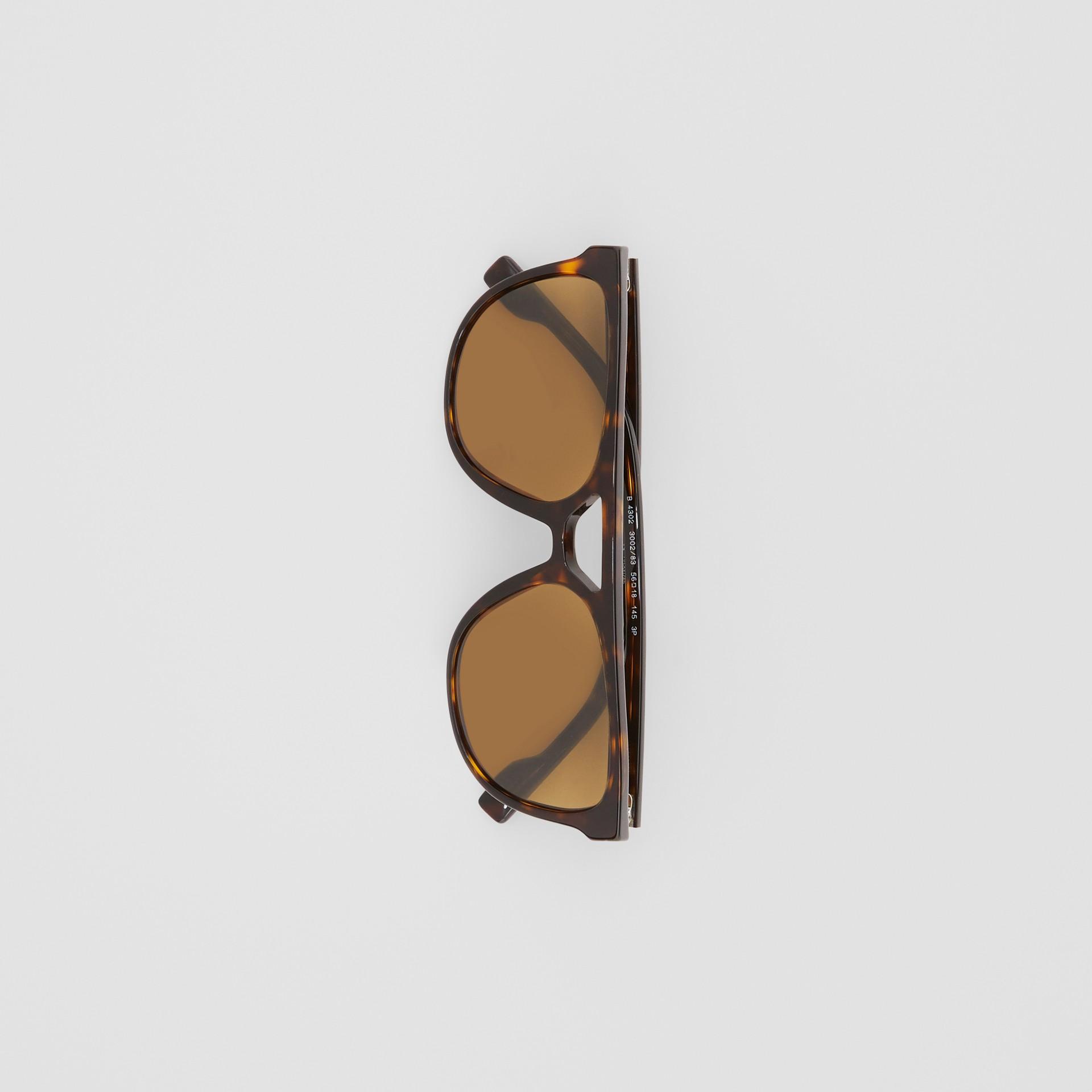 Fliegersonnenbrille (Schildpattfarben) - Herren | Burberry - Galerie-Bild 3