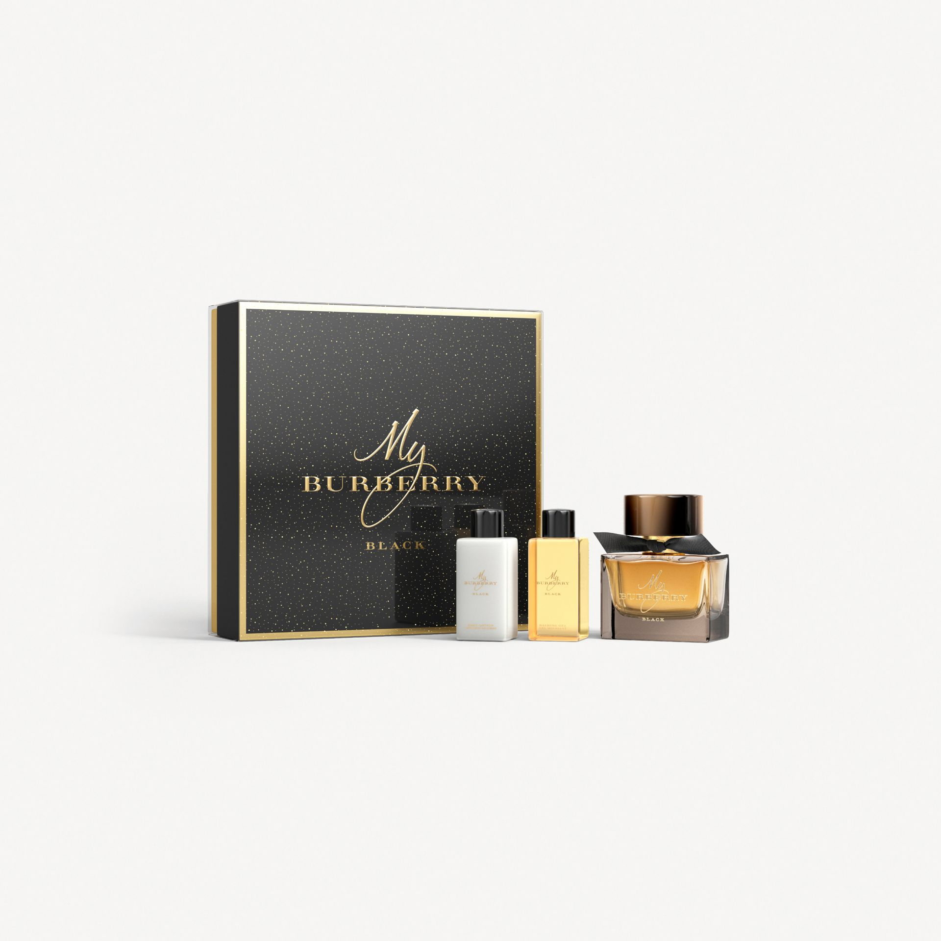 My Burberry Black Parfum Festive Luxury Set in No Colour - Women | Burberry - gallery image 0