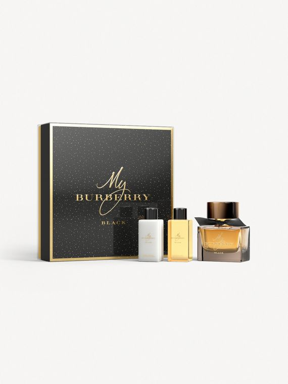 Set luxuoso My Burberry Black Parfum (Sem Cor)