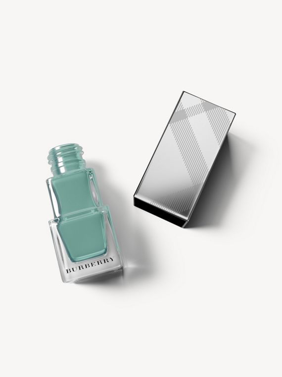 Nail Polish – Stone Green No.433 - Women | Burberry