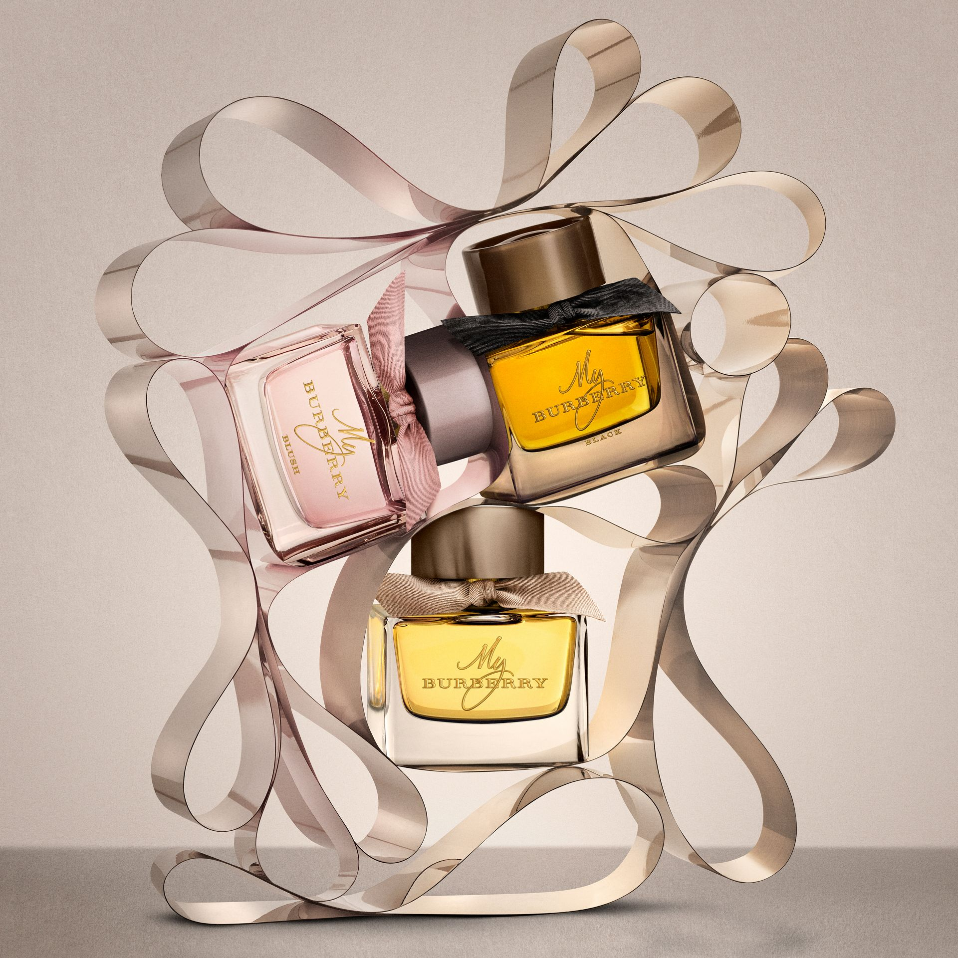 My Burberry Eau de Parfum Festive Luxury Set in No Colour - Women | Burberry - gallery image 2