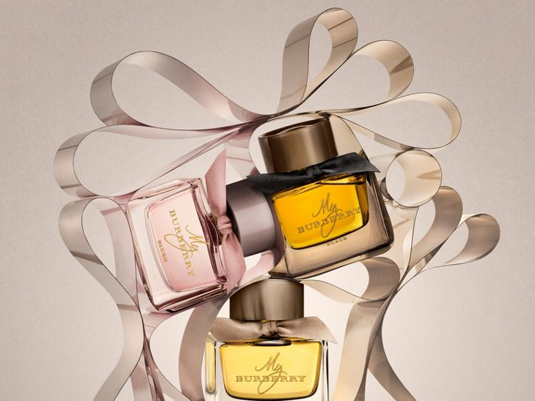 My Burberry Eau de Parfum Festive Luxury Set in No Colour - Women | Burberry - cell image 1