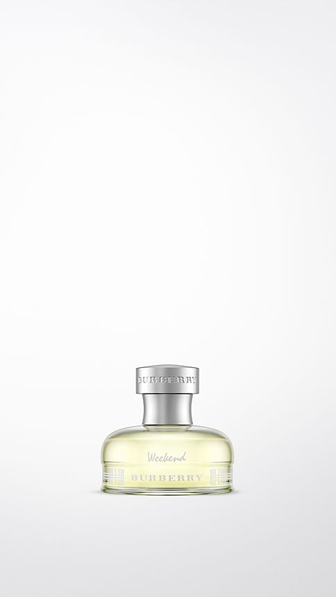 30ml Burberry Weekend For Women Eau De Parfum 30ml - Image 1