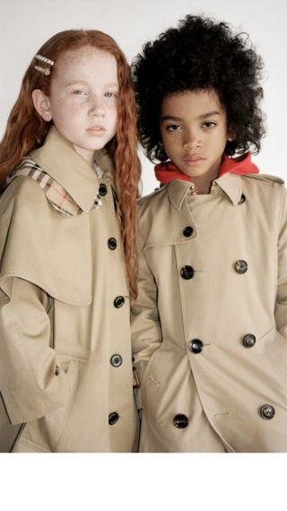 New in: Burberry Childrenswear