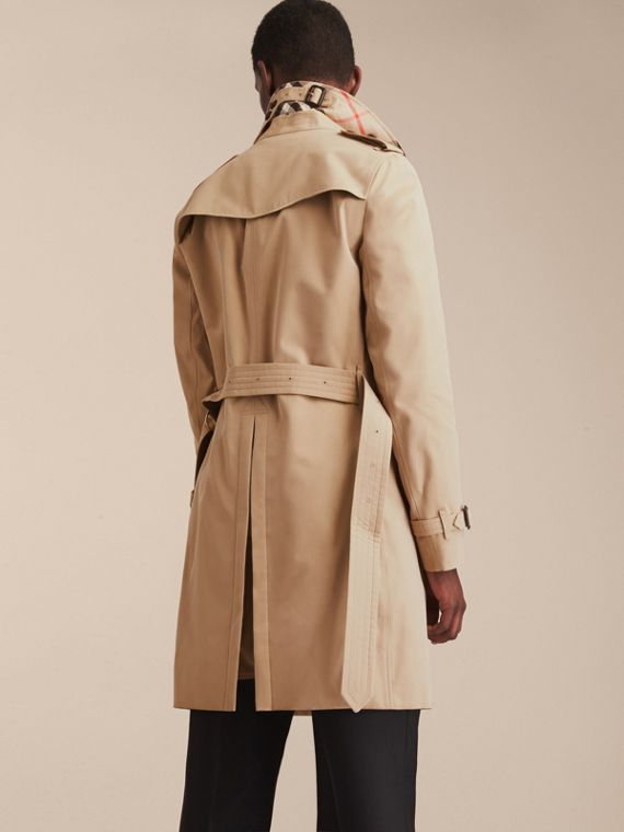 Miel Trench-coat Heritage long The Chelsea Miel - cell image 3