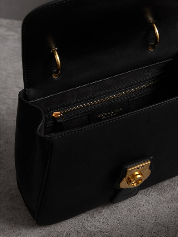 The Medium DK88 Top Handle Bag in Black - Women | Burberry Hong Kong - cell image 3