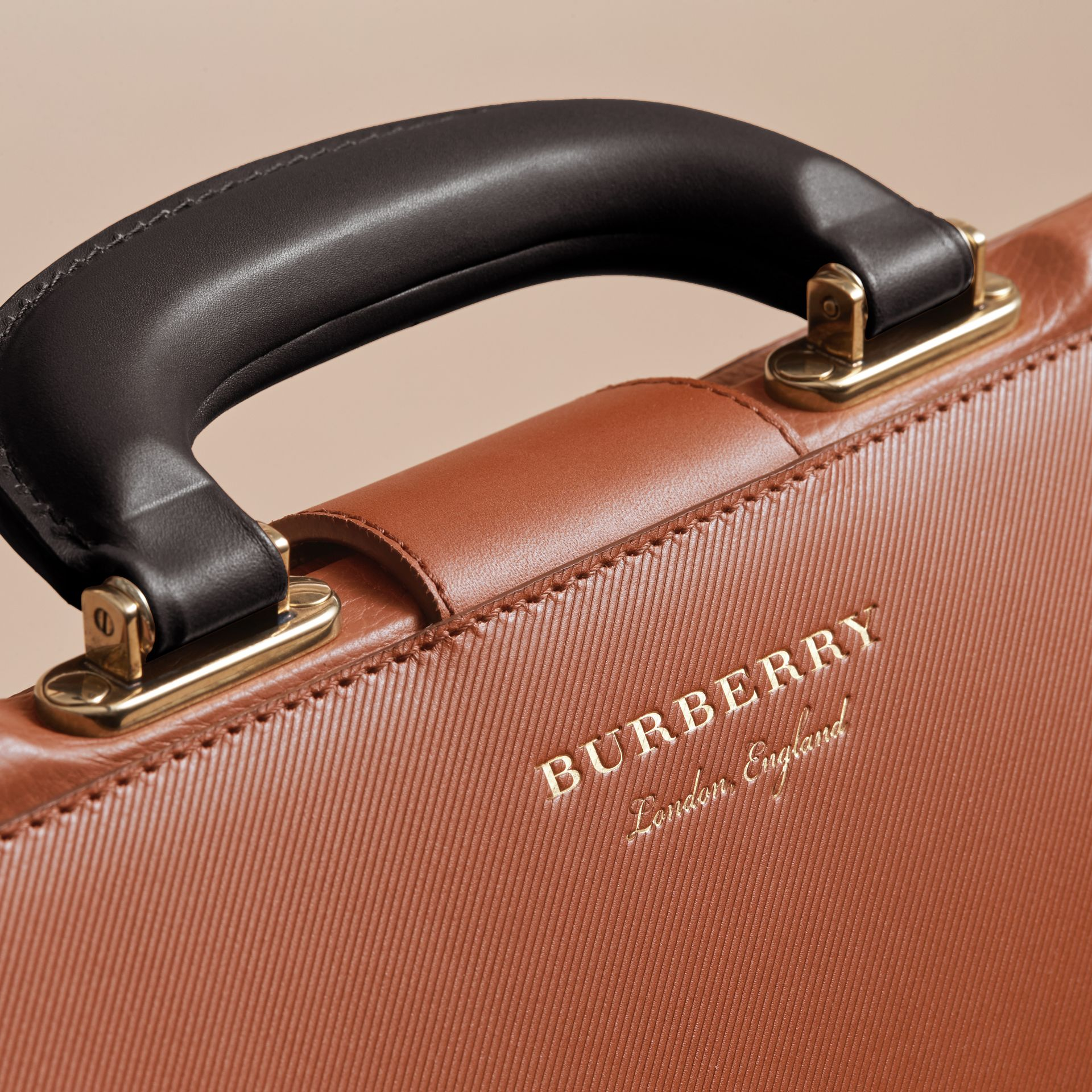 The DK88 Doctor's Bag in Tan - Men | Burberry - gallery image 1