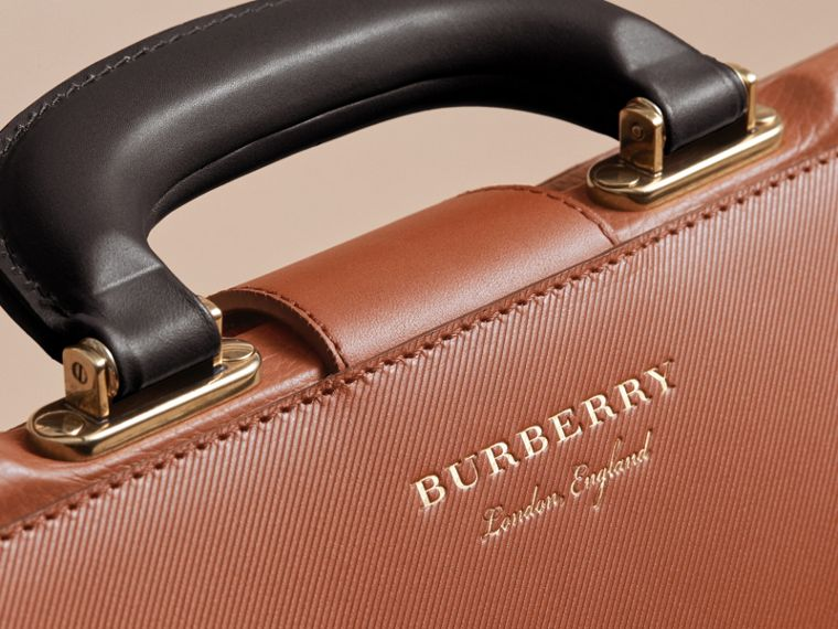 The DK88 Doctor's Bag in Tan - Men | Burberry - cell image 1