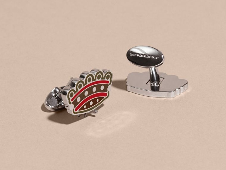 Crown Cufflinks - cell image 2