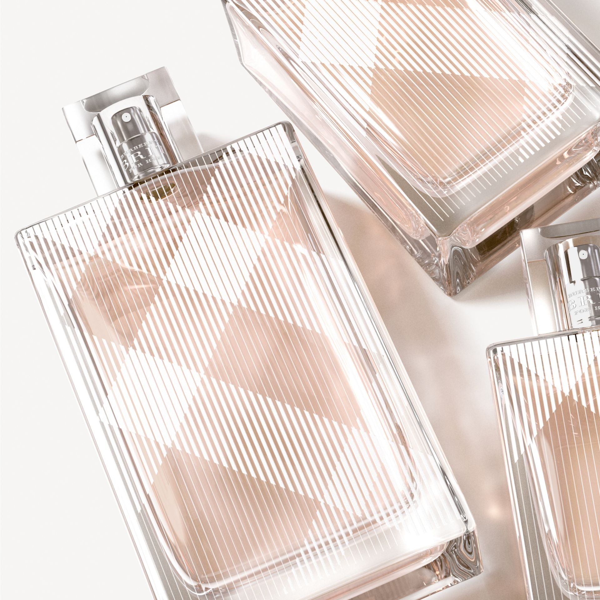 Burberry Brit For Her Eau de Toilette 100ml - Women | Burberry Canada - gallery image 2