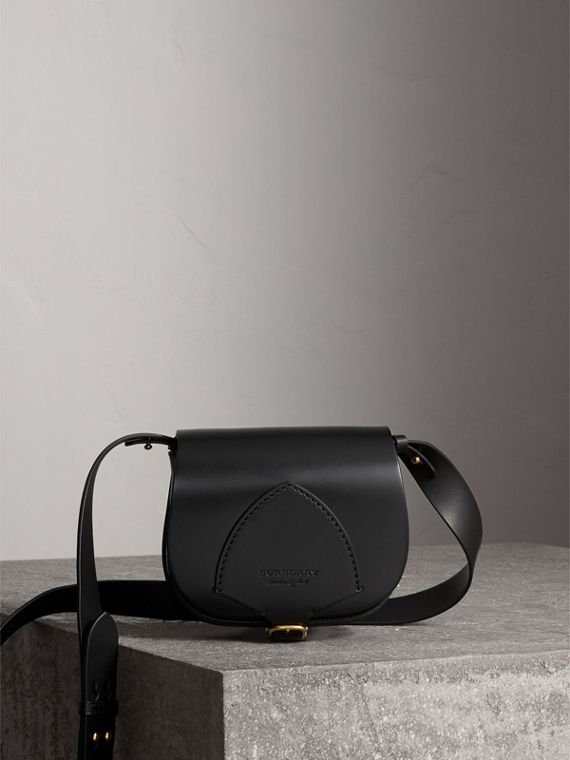 The Satchel in Bridle Leather in Black