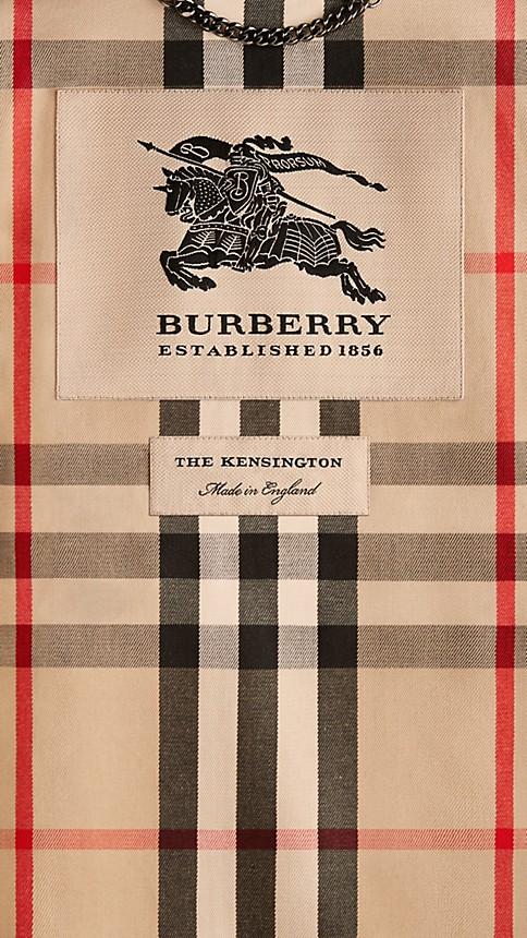 Honey The Kensington - Short Heritage Trench Coat - Image 5