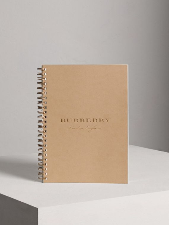 2018 A5 Diary Refill in Honey