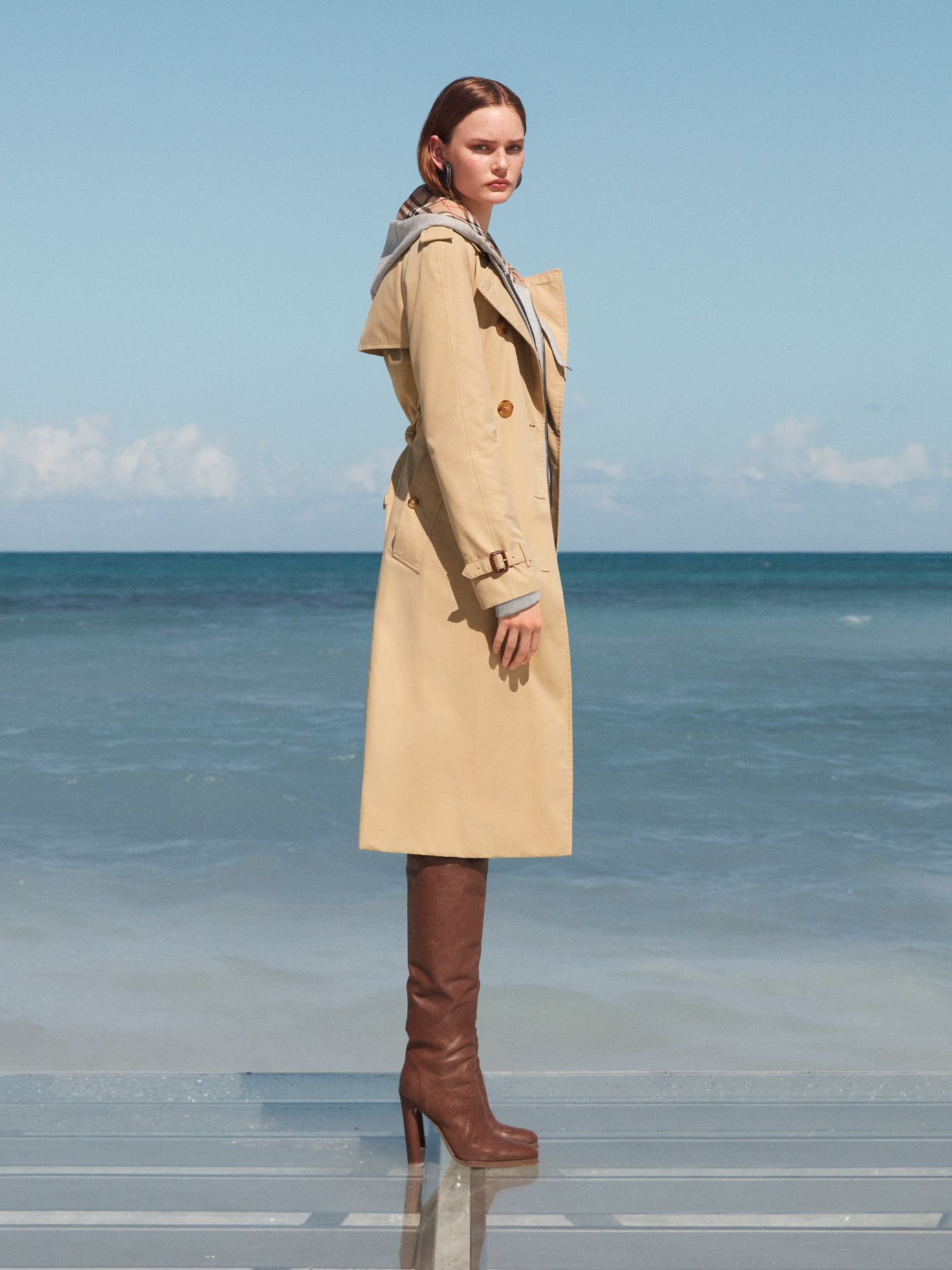 Burberry trench coat The Trench