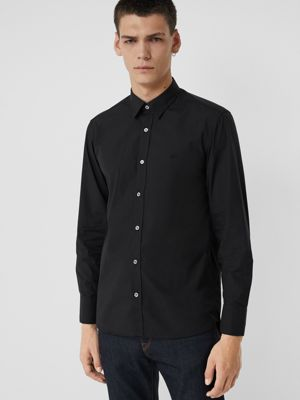 Casual Shirts For Men Button Ups Button Downs Burberry United