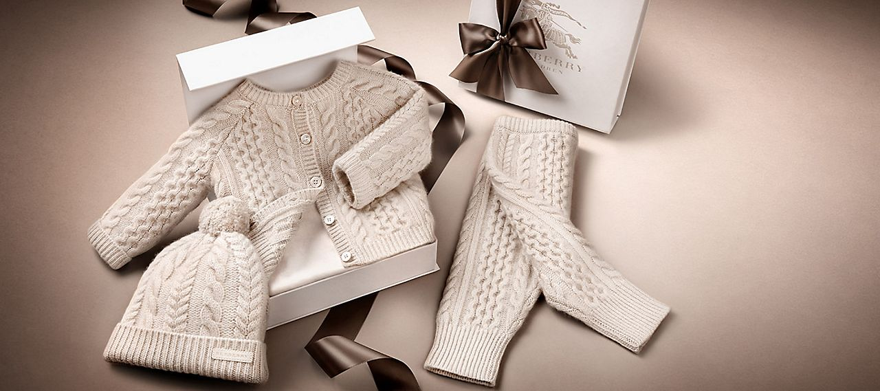 Baby Clothes Burberry
